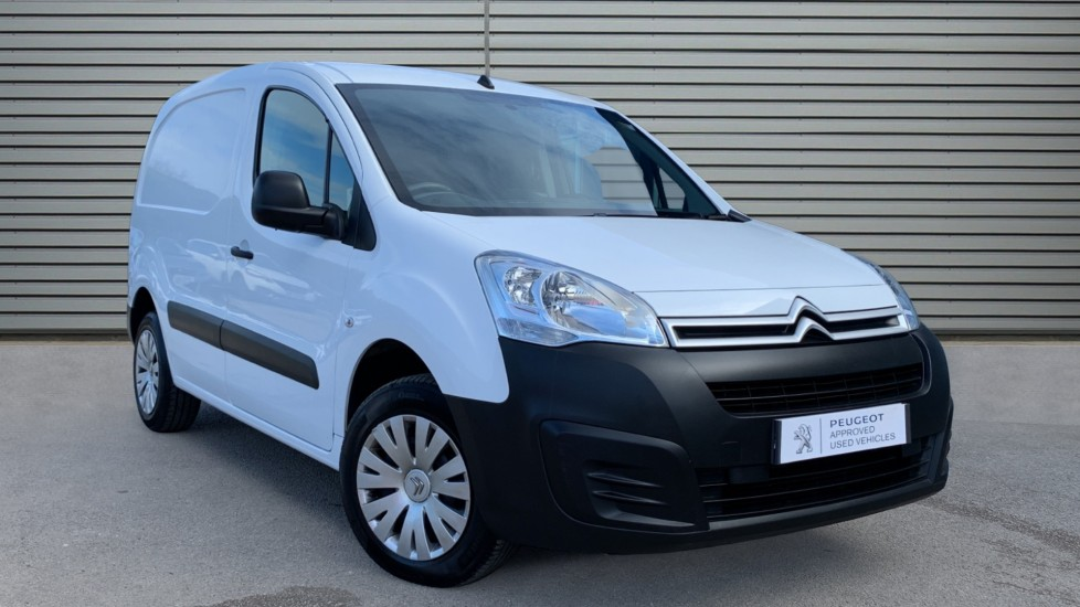 Used Citroen Berlingo Panel Van 1.6 BlueHDi 850 Enterprise L1 5dr