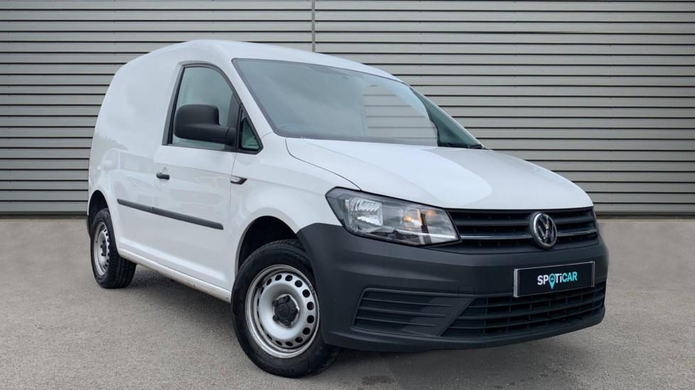 Used Volkswagen Caddy Panel Van 2.0 TDI C20 Startline EU6 (s/s) 5dr