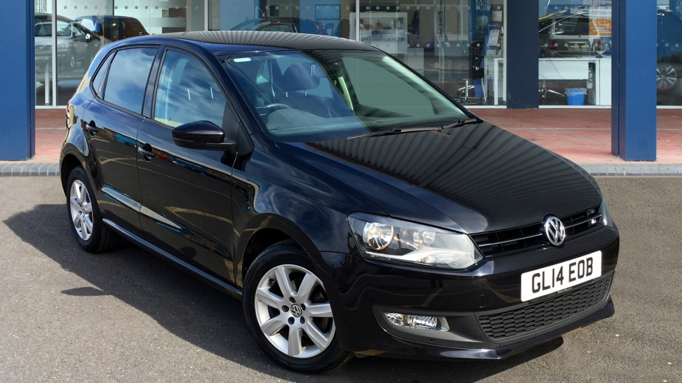 Used Volkswagen POLO Hatchback 1.2 Match Edition 5dr