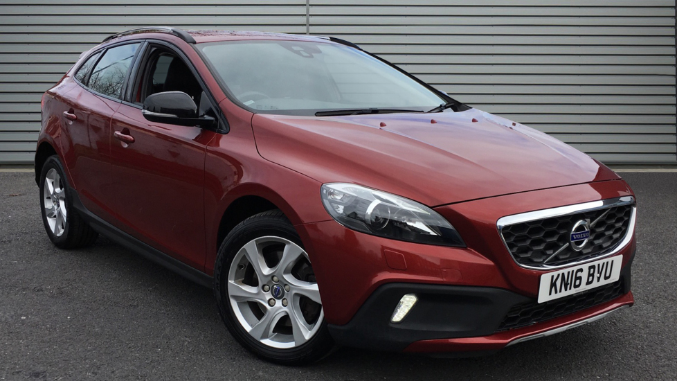 Used Volvo V40 Cross Country Hatchback 2.0 D2 Lux Nav Cross Country (s/s) 5dr