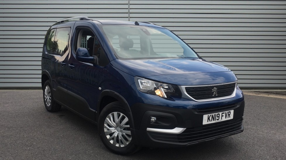 Used Peugeot Rifter MPV 1.5 BlueHDi Active 5dr