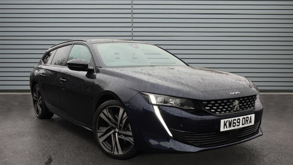 Used Peugeot 508 SW Estate 2.0 BlueHDi First Edition EAT (s/s) 5dr