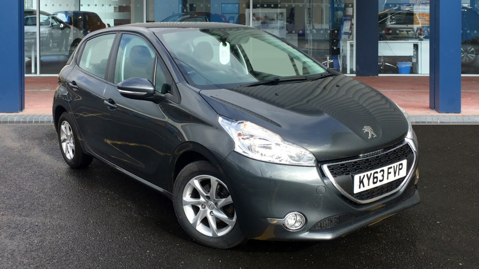 Used Peugeot 208 Hatchback 1.6 e-HDi FAP Active 5dr (start/stop)