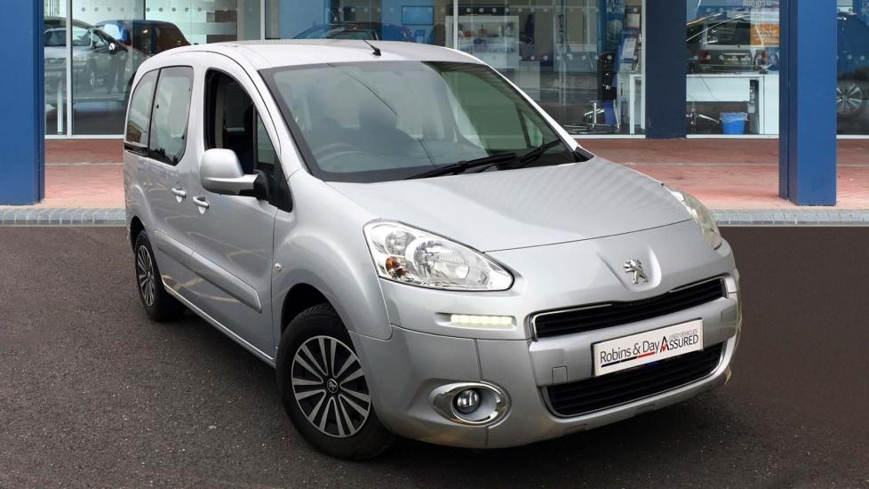 Used Peugeot PARTNER TEPEE MPV 1.6 HDi Tepee S MPV EGC 5dr (start/stop)