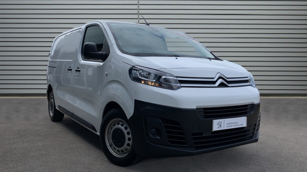 Used Citroen Dispatch Panel Van 2.0 BlueHDi 1400 Enterprise M MWB EU6 (s/s) 6dr