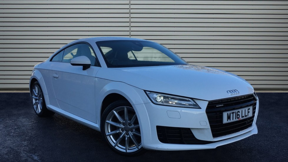Used Audi TT Coupe 2.0 TFSI Sport S Tronic quattro (s/s) 3dr