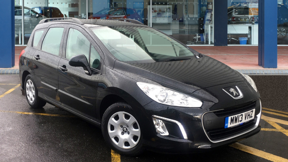 Used Peugeot 308 SW Estate 1.6 e-HDi Access EGC 5dr (start/stop)