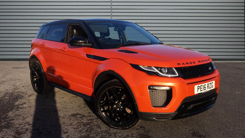 Used Land Rover RANGE ROVER EVOQUE SUV 2.0 TD4 HSE Dynamic AWD (s/s) 5dr