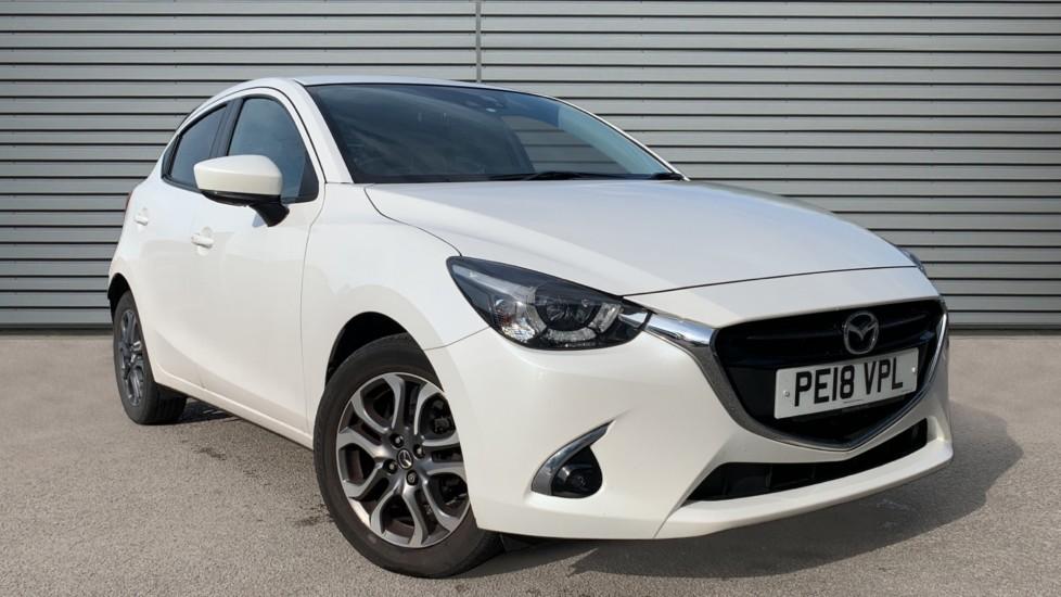 Used Mazda Mazda2 Hatchback 1.5 SKYACTIV-G GT Sport Nav+ (s/s) 5dr