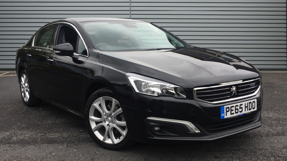 Used Peugeot 508 Saloon 2.0 BlueHDi Allure (s/s) 4dr