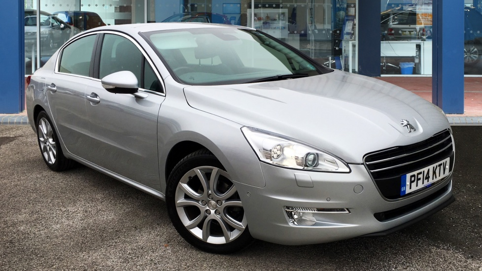 Used Peugeot 508 Saloon 2.0 HDi FAP Allure 4dr (Nav)