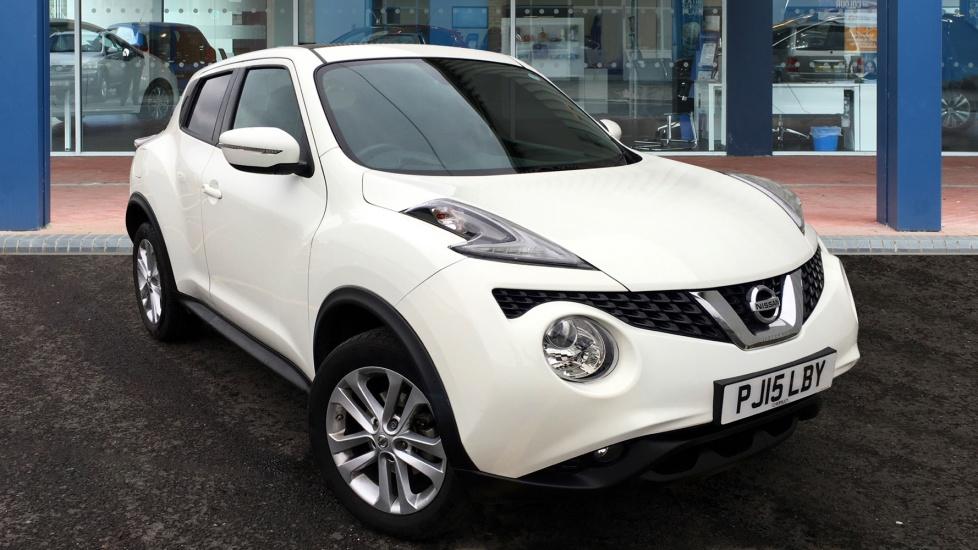Used Nissan JUKE Hatchback 1.2 DIG-T Acenta Premium 5dr (start/stop)