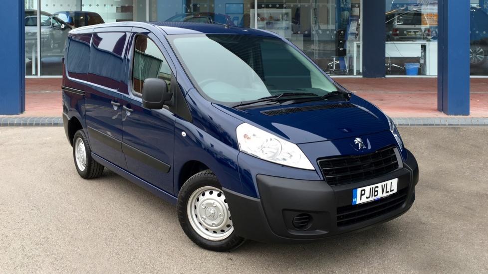 Used Peugeot EXPERT Panel Van 2.0 HDi (EU5) L1 H1 4dr