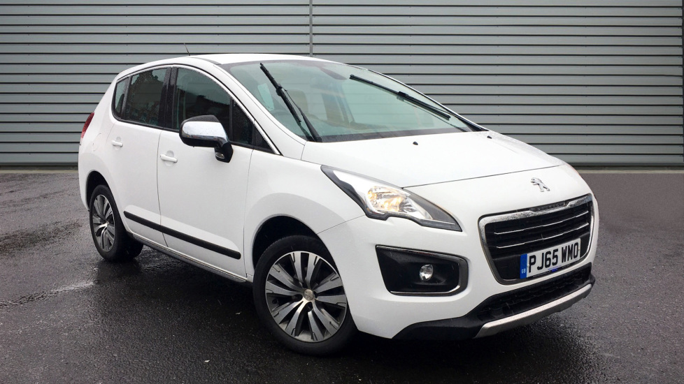 Used Peugeot 3008 SUV 1.6 BlueHDi Active (s/s) 5dr