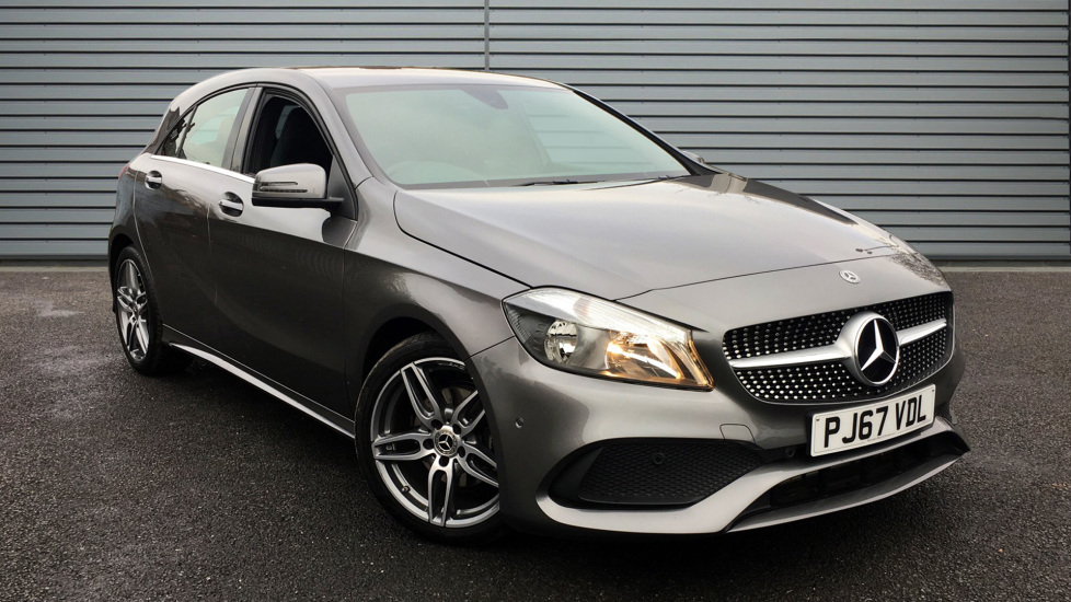 Used Mercedes-benz A CLASS Hatchback 1.6 A180 AMG Line (Executive) 7G-DCT (s/s) 5dr