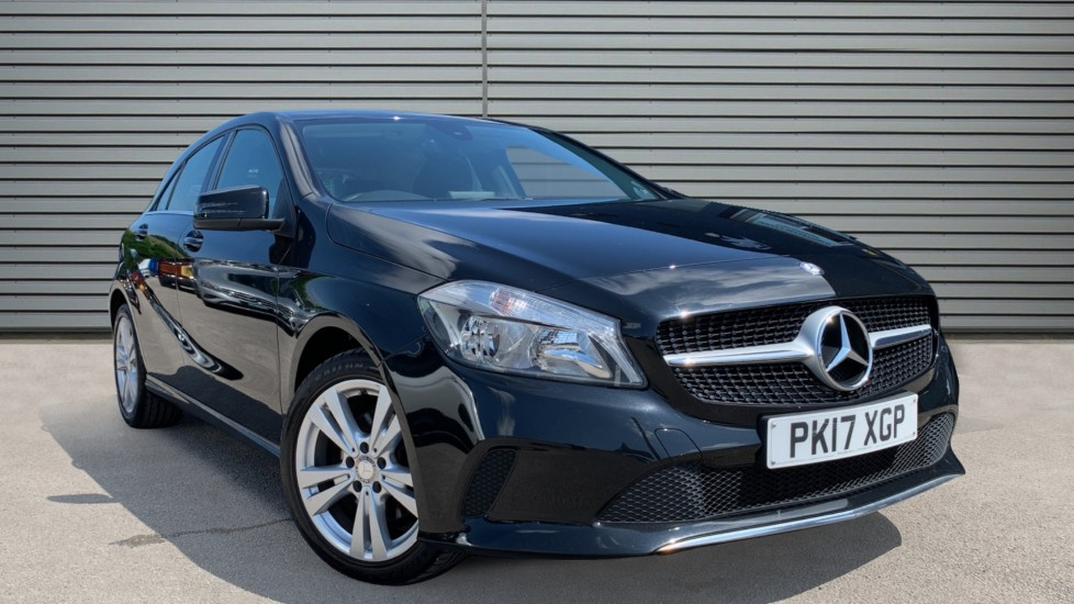 Used Mercedes-benz A Class Hatchback 2.1 A200d Sport 7G-DCT (s/s) 5dr