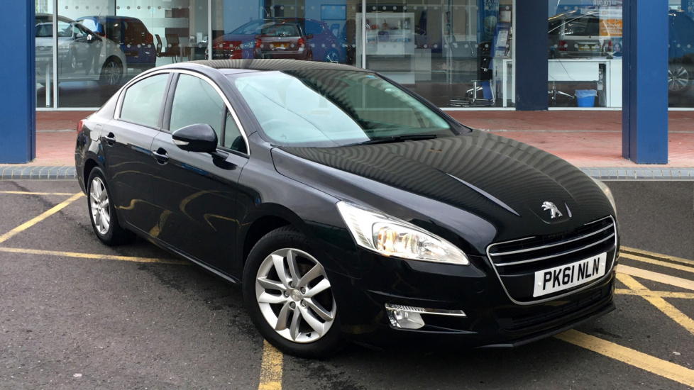 Used Peugeot 508 Saloon 2.0 HDi Active 4dr