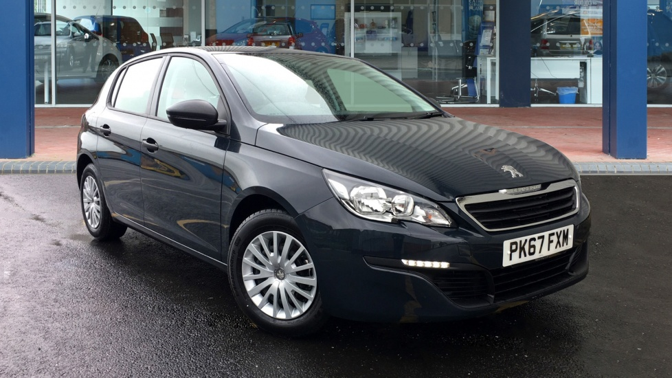 Used Peugeot 308 Hatchback 1.6 BlueHDi Access 5dr (start/stop)
