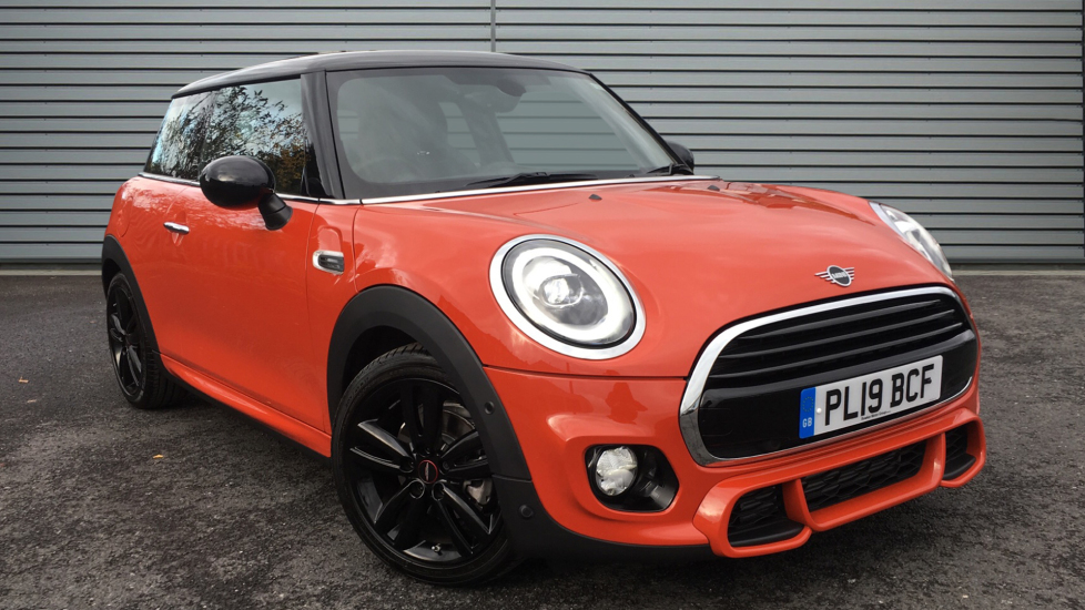 Used Mini Hatch Hatchback 1.5 Cooper Sport (s/s) 3dr