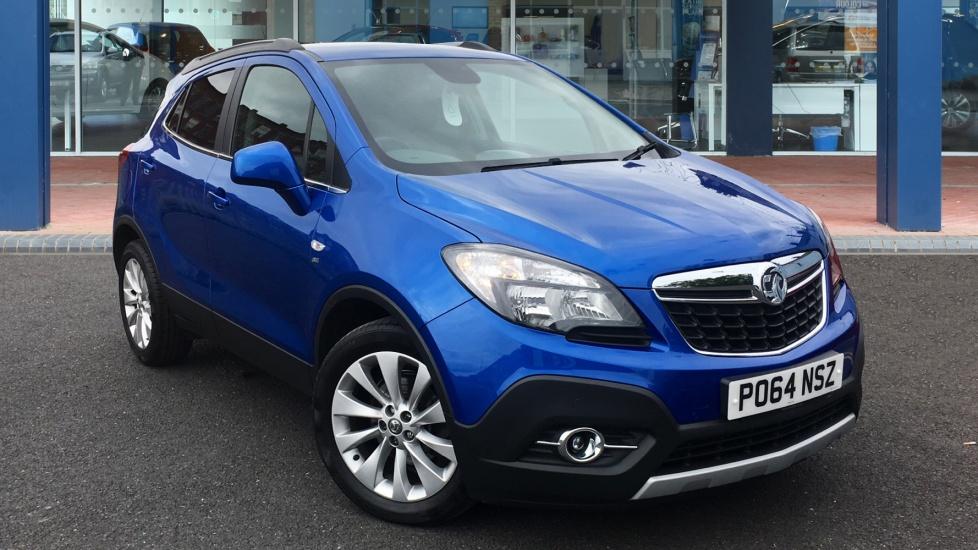 Used Vauxhall MOKKA Hatchback 1.7 CDTi 16v SE FWD 5dr