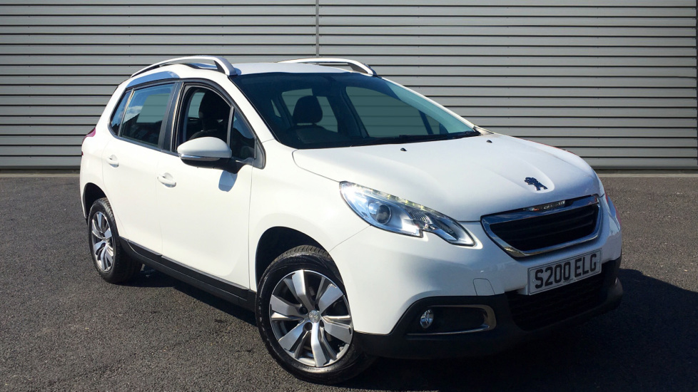 bfcb4b89a7 Used Peugeot 2008 SUV 1.6 BlueHDi Active (s s) 5dr