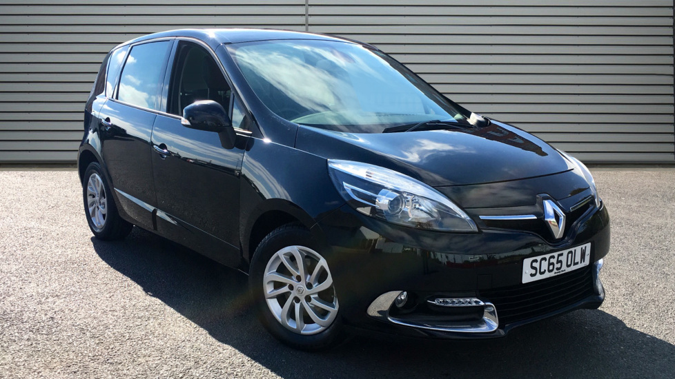 Used Renault SCENIC MPV 1.5 dCi ENERGY Dynamique Nav (s/s) 5dr