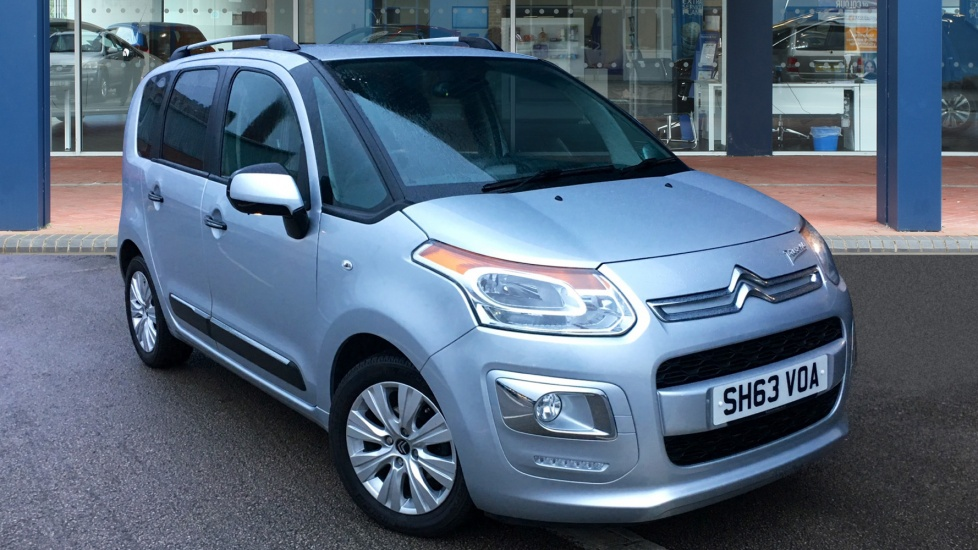 Used Citroen C3 PICASSO MPV 1.6 HDi 8v Exclusive 5dr