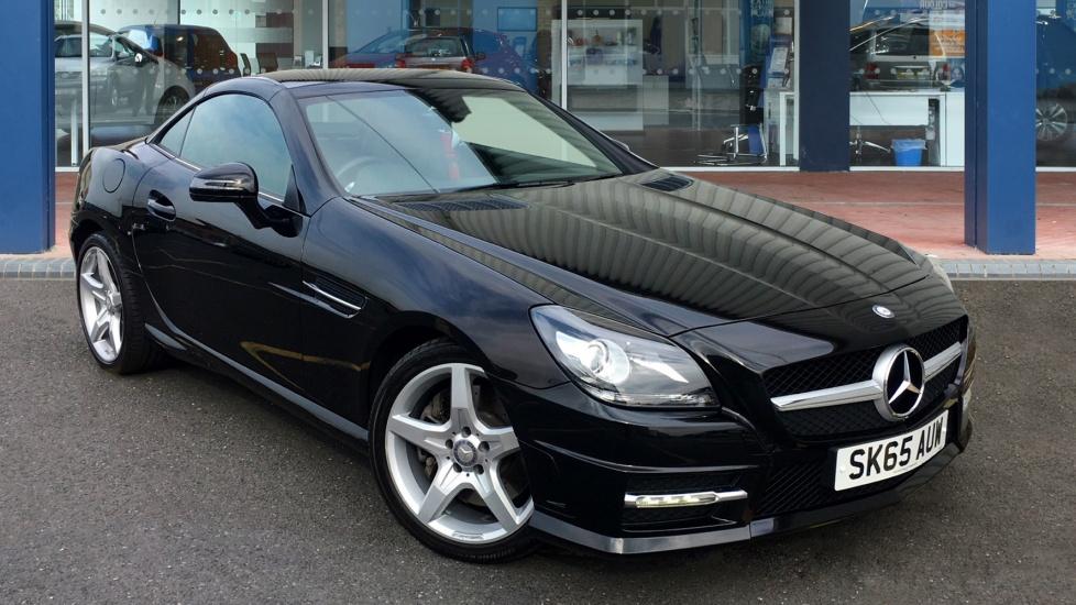 Used Mercedes-benz SLK Convertible 2.1 SLK250d AMG Sport 7G-Tronic Plus 2dr (start/stop)
