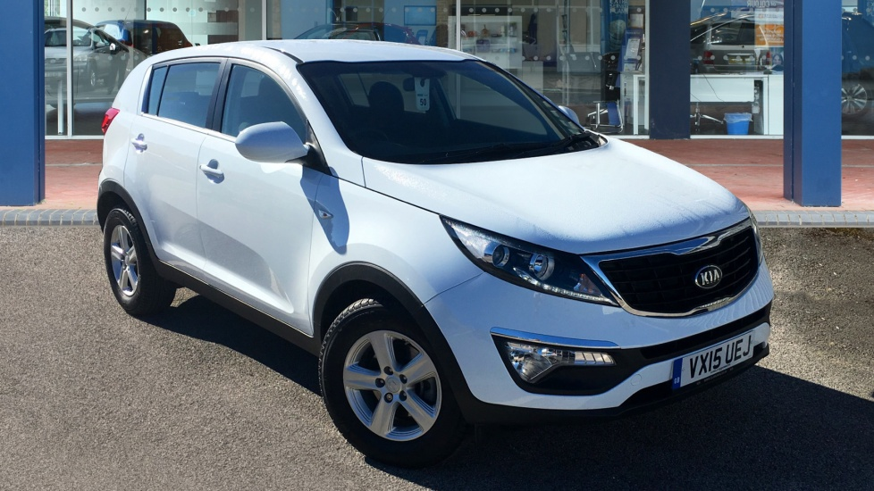 Used Kia SPORTAGE SUV 1.7 CRDi 1 5dr (Idle, Stop and Go)