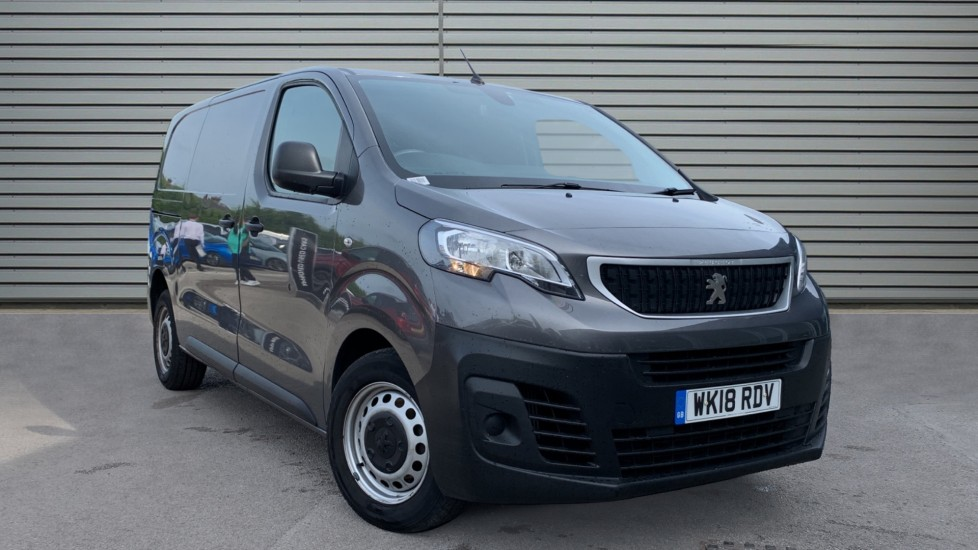Used Peugeot Expert Panel Van 2.0 BlueHDi 1400 Professional Standard Panel Van MWB EU6 (s/s) 6dr
