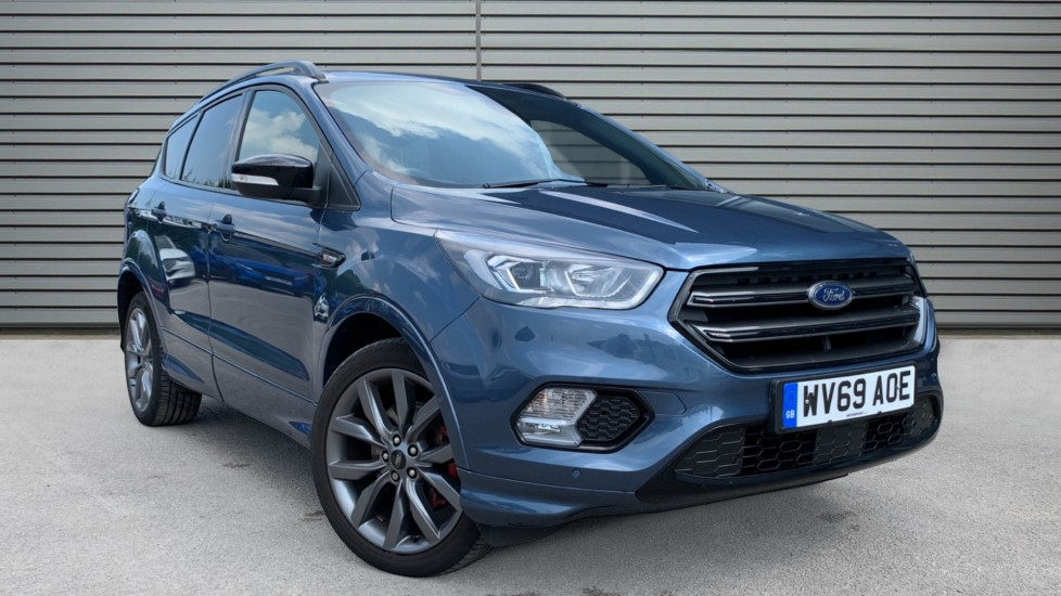 Used Ford Kuga SUV 1.5T EcoBoost ST-Line Edition Auto (s/s) 5dr