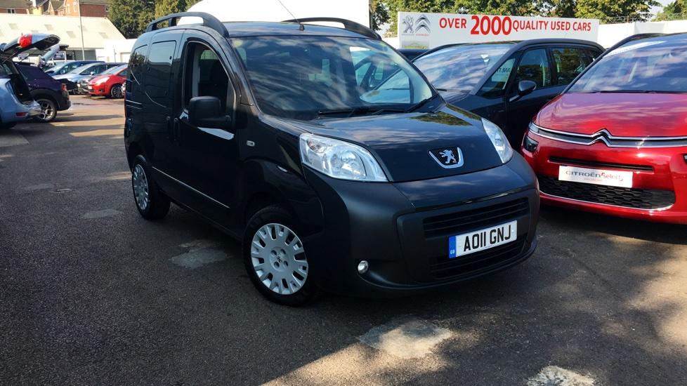 Used Peugeot BIPPER TEPEE MPV 1.3 HDi Tepee Outdoor 5dr (start/stop)