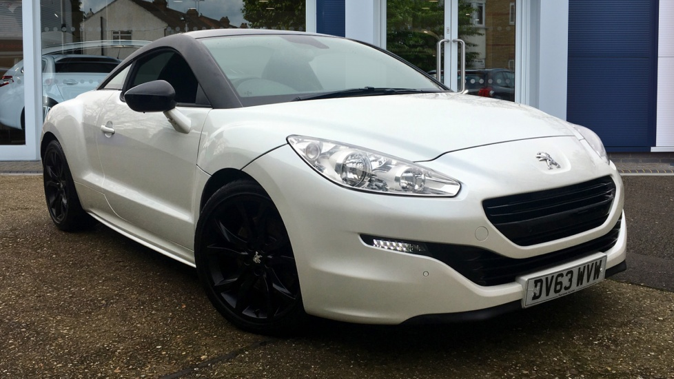 Used Peugeot RCZ Coupe 2.0 HDi Magnetic 2dr