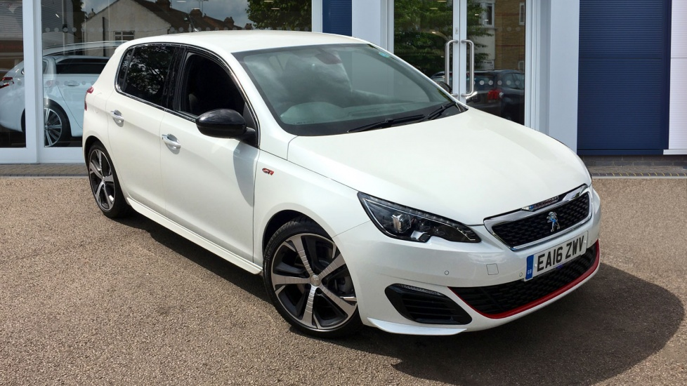 Used Peugeot 308 Hatchback 1.6 THP GTi 250 by PS 5dr (start/stop)