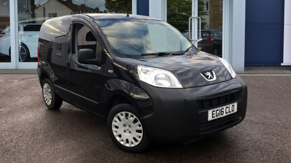 Used Peugeot BIPPER Panel Van 1.3 HDi Professional Panel Van 3dr