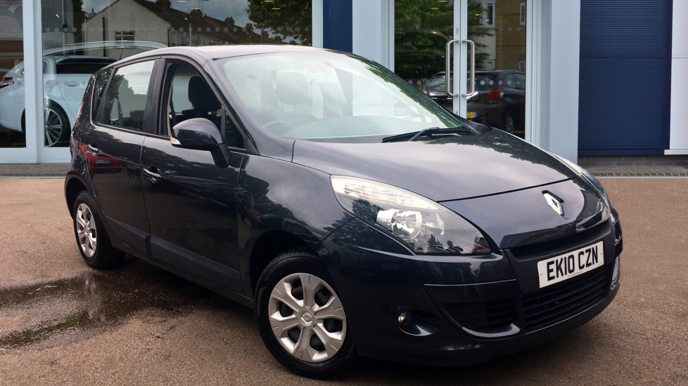 Used Renault SCENIC MPV 1.6 VVT Expression 5dr