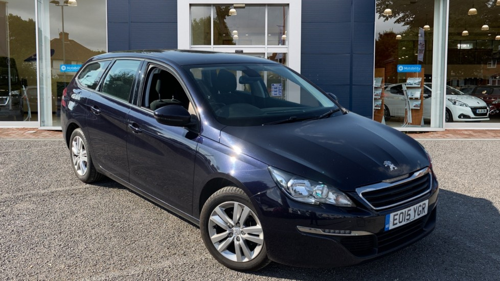 Used Peugeot 308 SW Estate 1.6 BlueHDi Active (s/s) 5dr