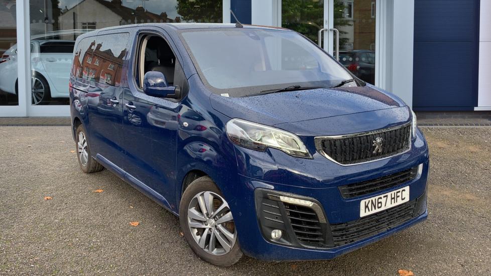 Used Peugeot Traveller MPV 2.0 BlueHDi Allure Compact MPV EAT6 (s/s) 5dr (5 Seat)
