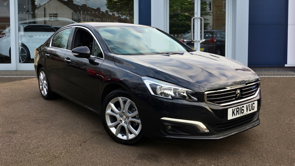 Used Peugeot 508 Saloon 2.0 BlueHDi Allure 4dr (start/stop)