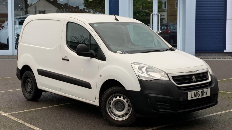 Used Peugeot Partner Panel Van 1.6 HDi Professional L1 850 ATV Panel Van 4dr