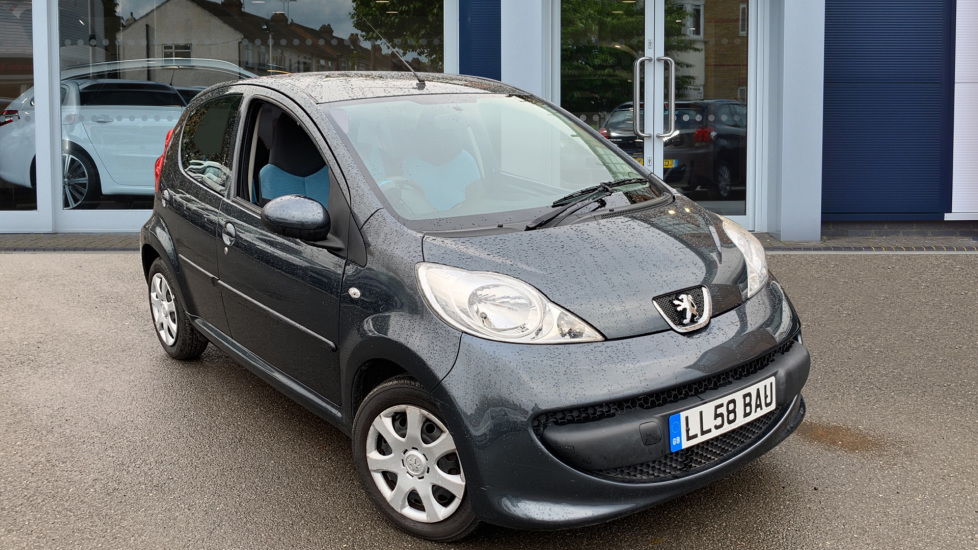Used Peugeot 107 Hatchback 1.0 12v Urban Move 5dr