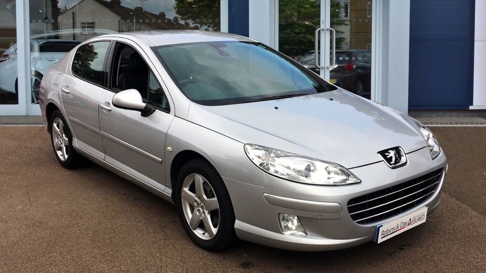 Used Peugeot 407 Saloon 2.0 HDi FAP Sport 4dr