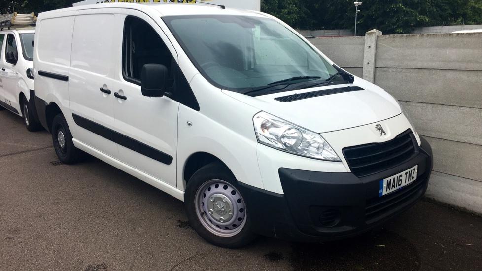Used Peugeot EXPERT Panel Van 2.0 HDi (EU5) L2 H1 4dr