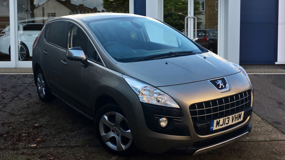 Used Peugeot 3008 SUV 1.6 HDi FAP Style 5dr