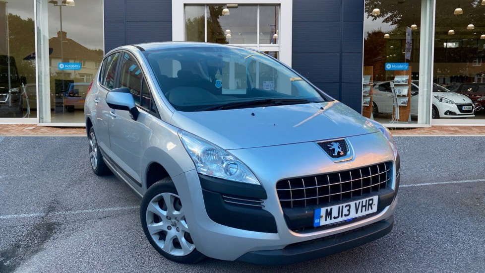 Used Peugeot 3008 SUV 1.6 HDi FAP Access 5dr