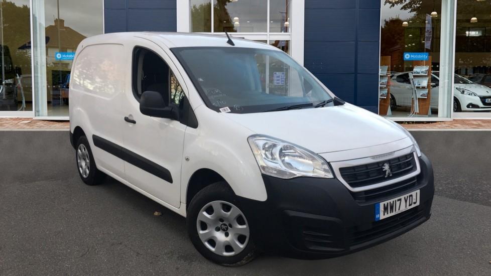 Used Peugeot Partner Panel Van 1.6 BlueHDi Professional L1 5dr