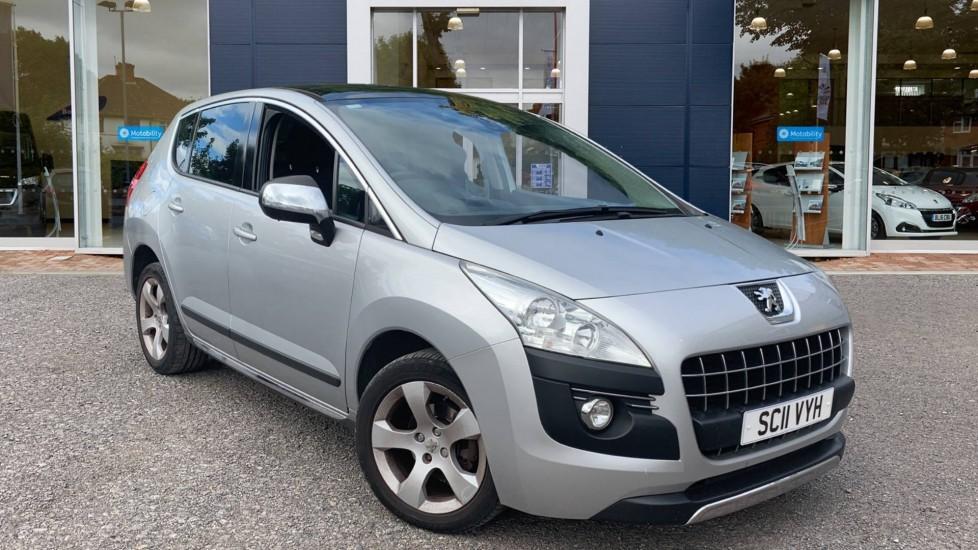 Used Peugeot 3008 SUV 1.6 e-HDi FAP Exclusive EGC 5dr