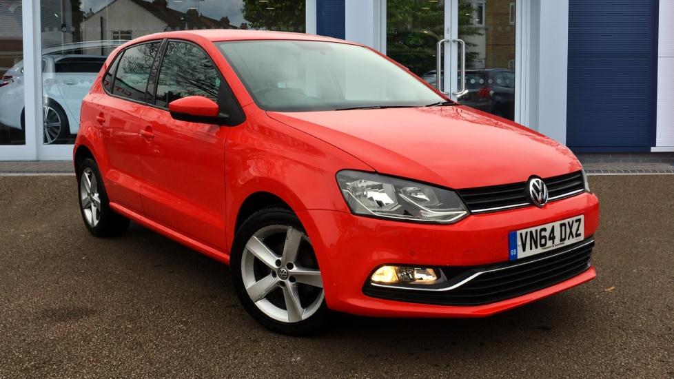 Used Volkswagen POLO Hatchback 1.4 TDI BlueMotion Tech SEL 5dr (start/stop)