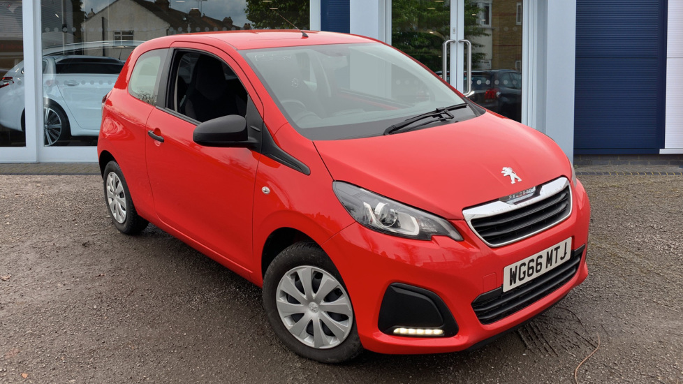 Used Peugeot 108 Hatchback 1.0 VTi Access 3dr