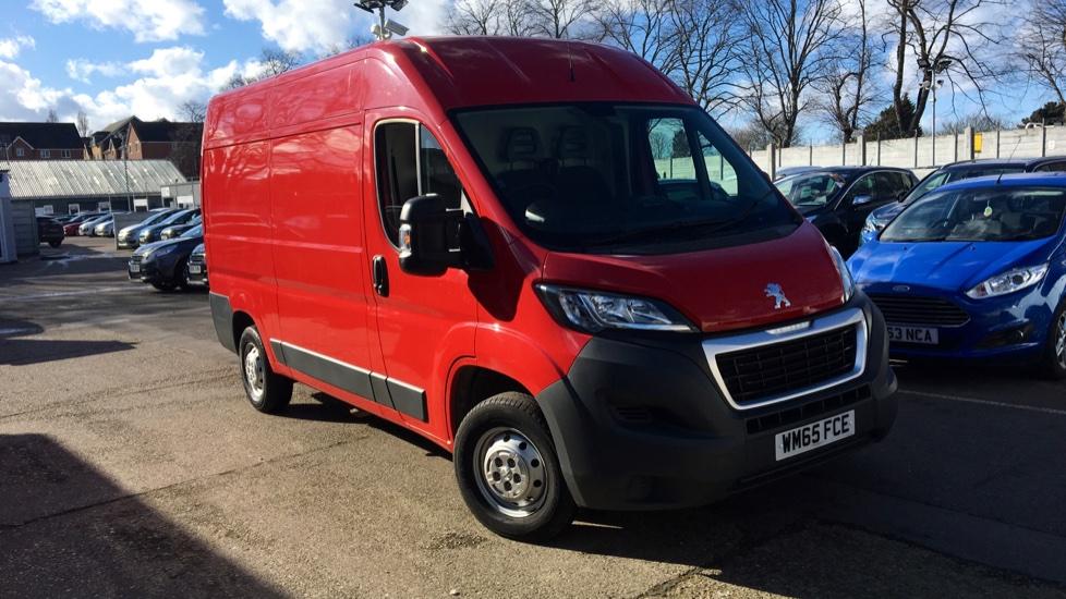 Used Peugeot BOXER Panel Van 2.2 HDi 333 L2 H2 Professional 4dr